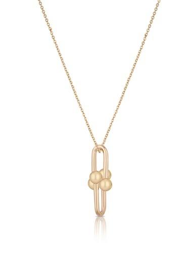 Toms Jewelry Kolye Altın